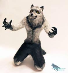 Werewolf: transformation