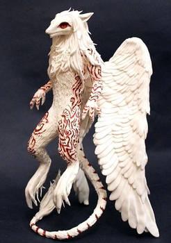 Winged sergal