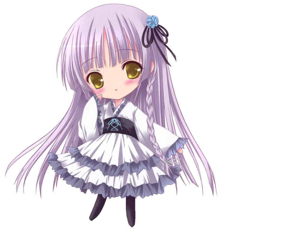 Anime Girl Chibi: Wallpapers Gallery