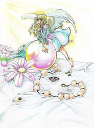 Angel for Grandma by LunaJMS