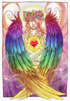 Shiriel in color by LunaJMS