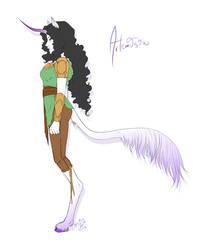 Artemisia by LunaJMS