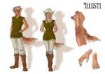Vortex race Illusti by LunaJMS
