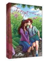 Order Freya anthology!