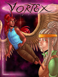 Vortex cover by LunaJMS