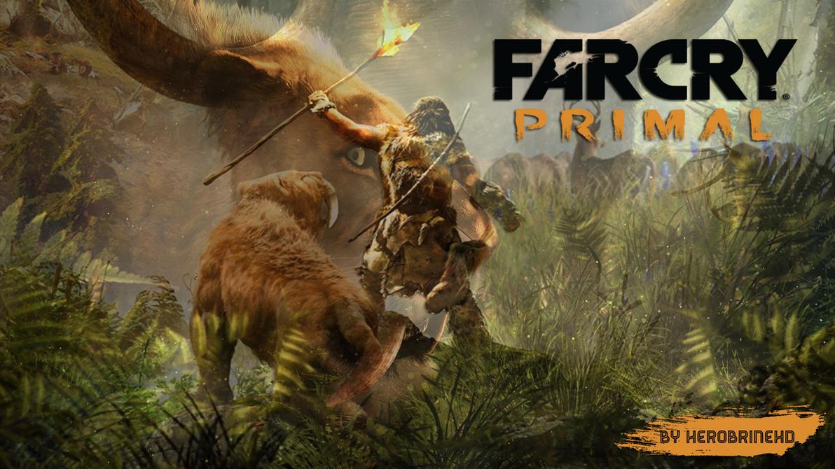 Far Cry Primal Artwork Video Games Wallpapers Hd: Esclusive Far Cry: Primal