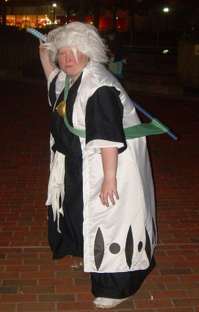 Captain Hitsugaya Cosplay by Light-and-Dark