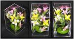 Miniature Origami Lilies