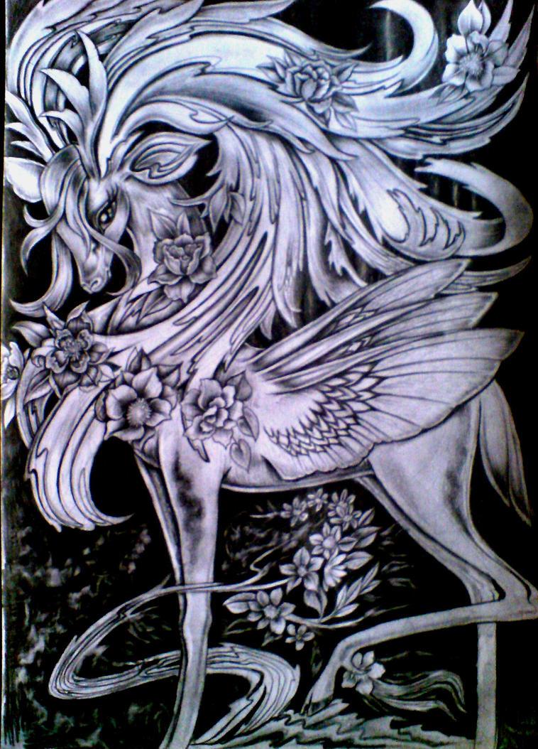 Deer1 by sonia-p