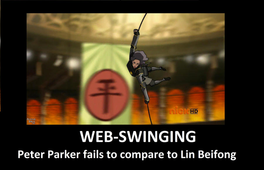 Web Swinging by Lyrica0fMarkovia