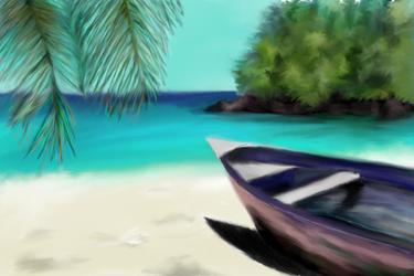 Fishing Boat by samilz