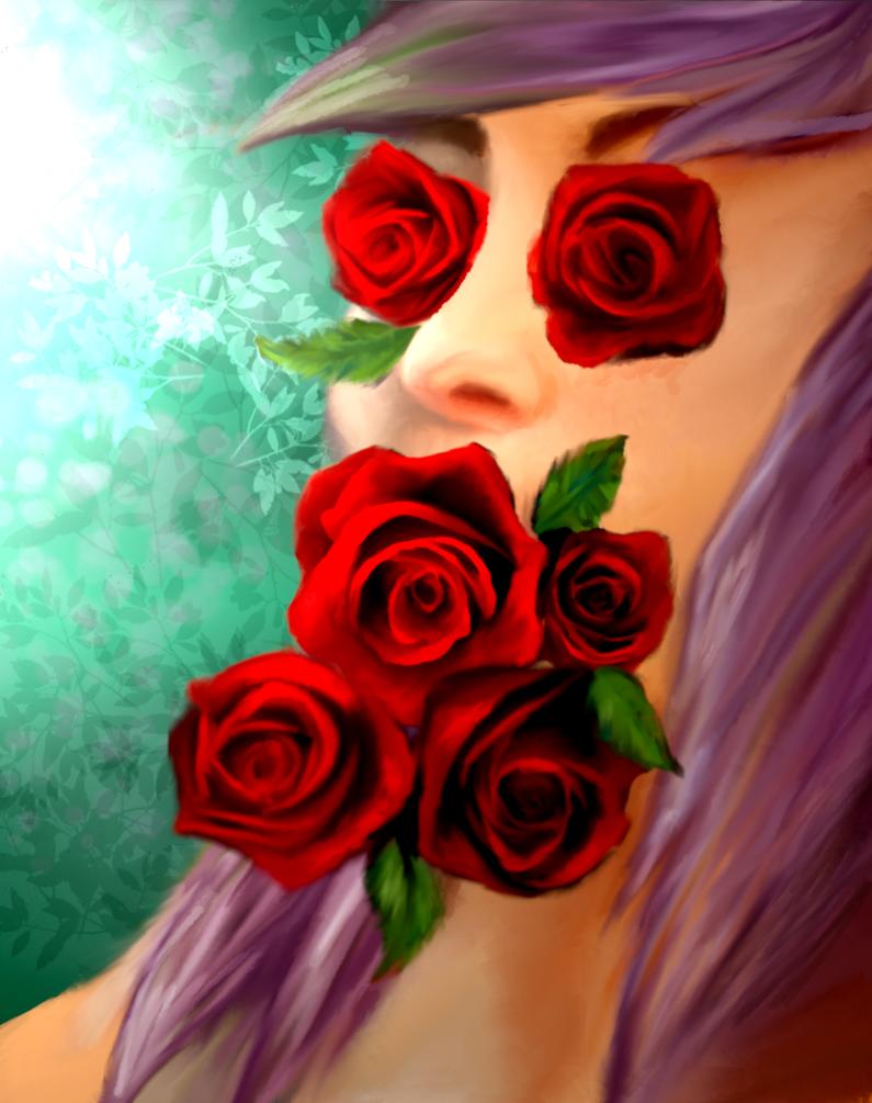 Rosy by samilz