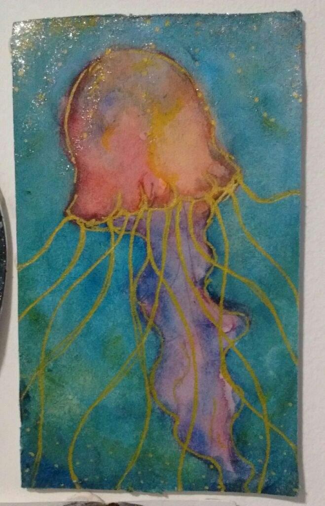 Jellyfish by iridisstar