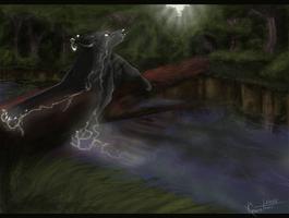 Light of chance by Krawatorii