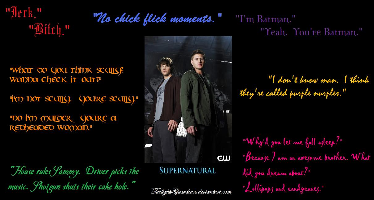 Supernatural Quotes. QuotesGram
