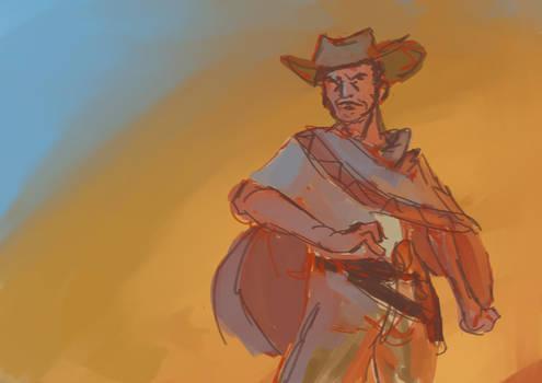 Quick Paint - Cowboy