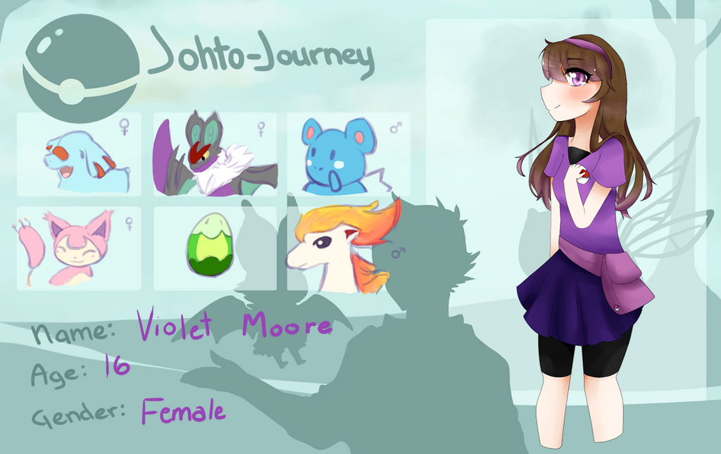 JJ- Violet Moore by Violet123Pokemon