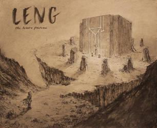 Leng: The Waste Plateatu by jklnart