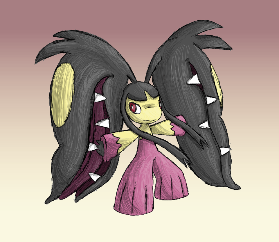 Mega Mawile by burikillo