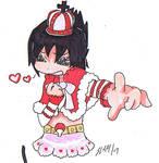Sasuke the Princess