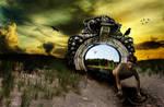 Into desolate dreams
