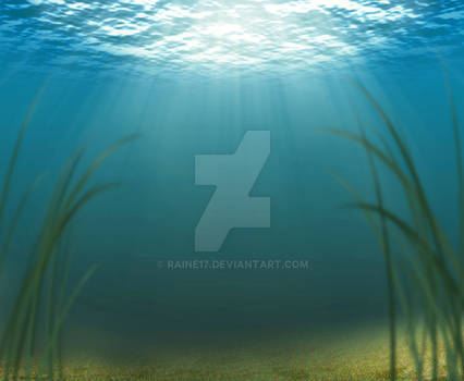 Underwater background stock 01