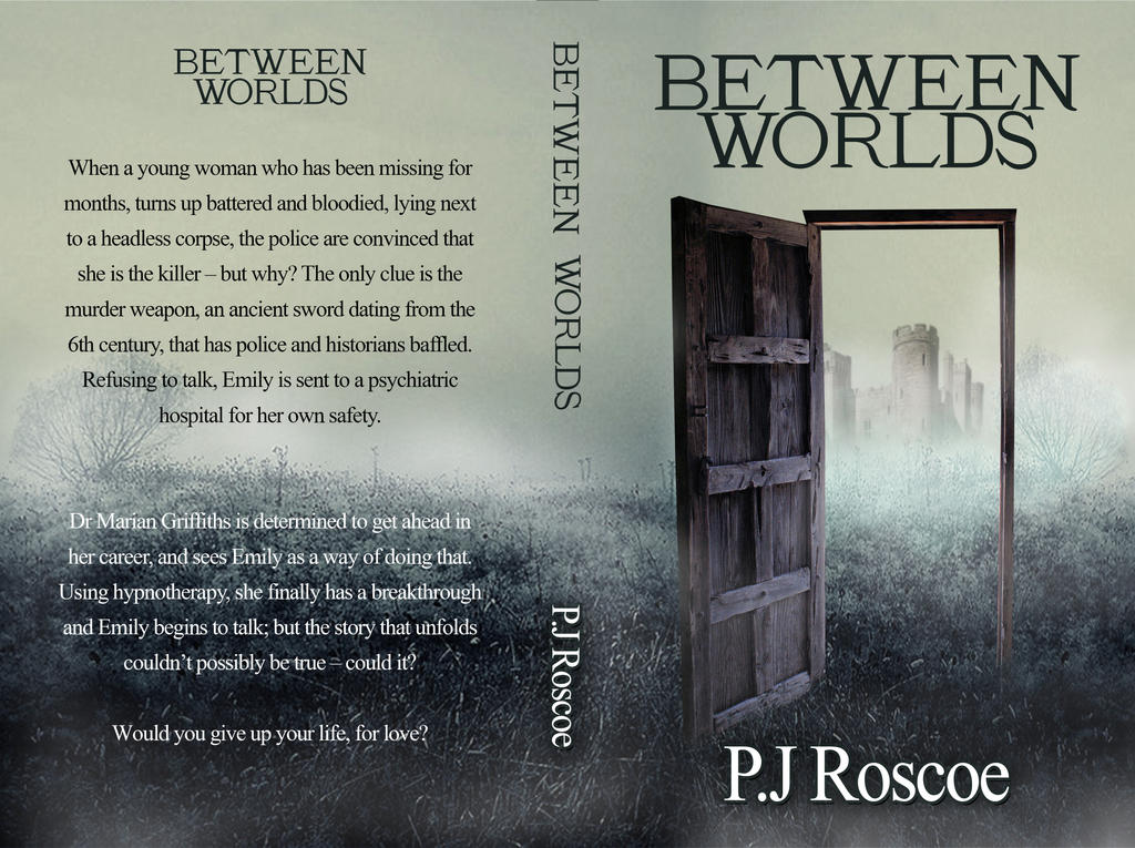 Between Worlds cover by Raine17
