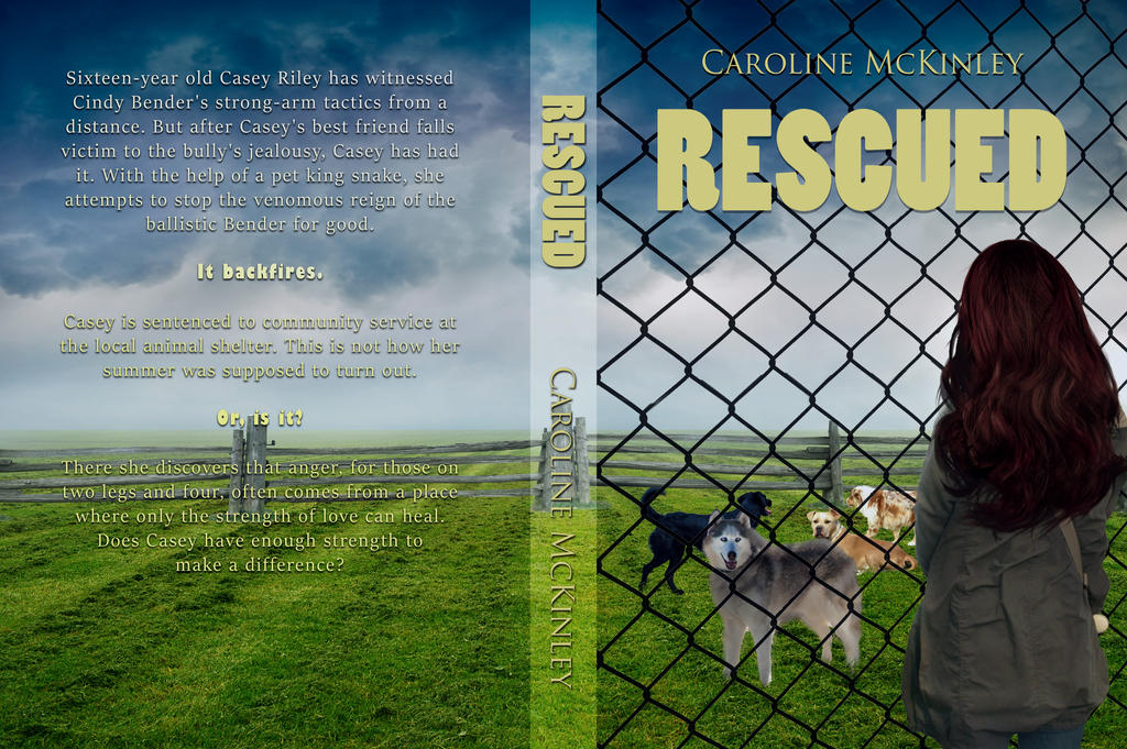 Rescued cover by Raine17