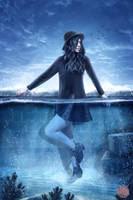 Book Cover Challenge Entry #1 - Laura by Raine17