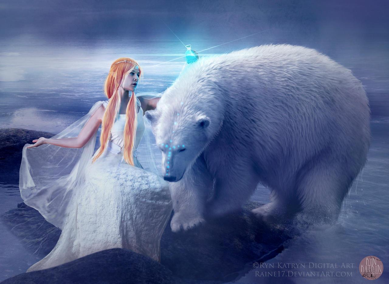 Elven Magic by Raine17