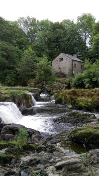 Cenarth Falls - Llansawel, UK #2
