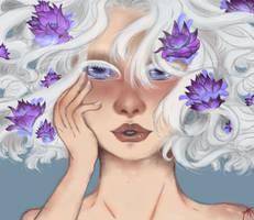 Clary Sage by SinZhi