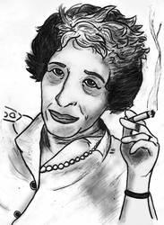 Hannah Arendt ?