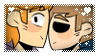 -Eddsworld- TomMatt stamp by NatiB-art