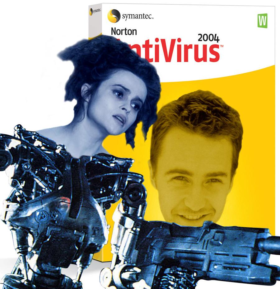 Norton Antivirus by mapacheanepicstory