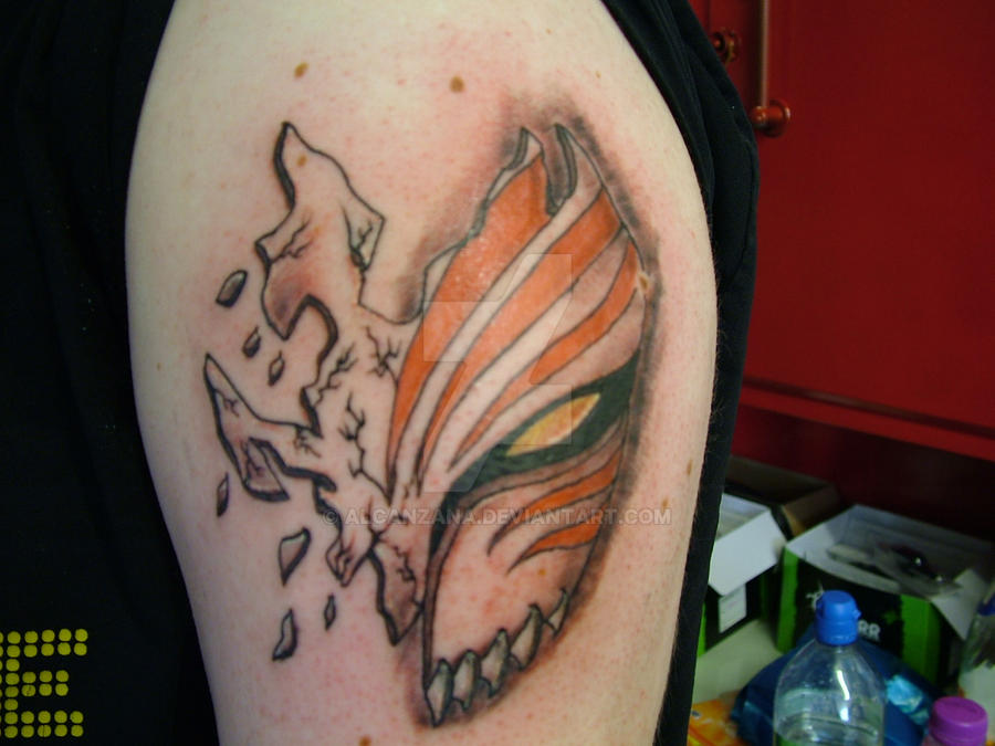 Ulquiorra Tattoo Image Gallery hollow t...