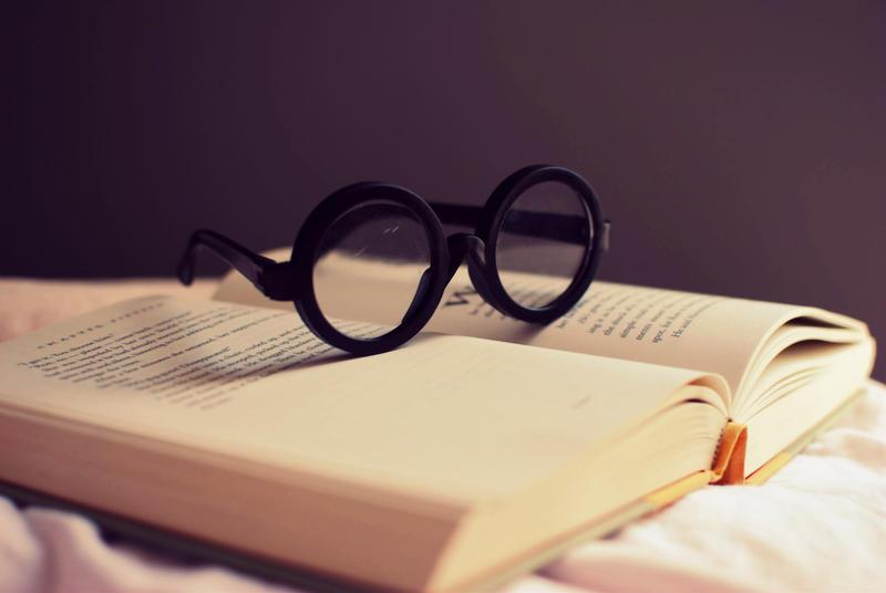Harry's Glasses. by xXcherushiiXx