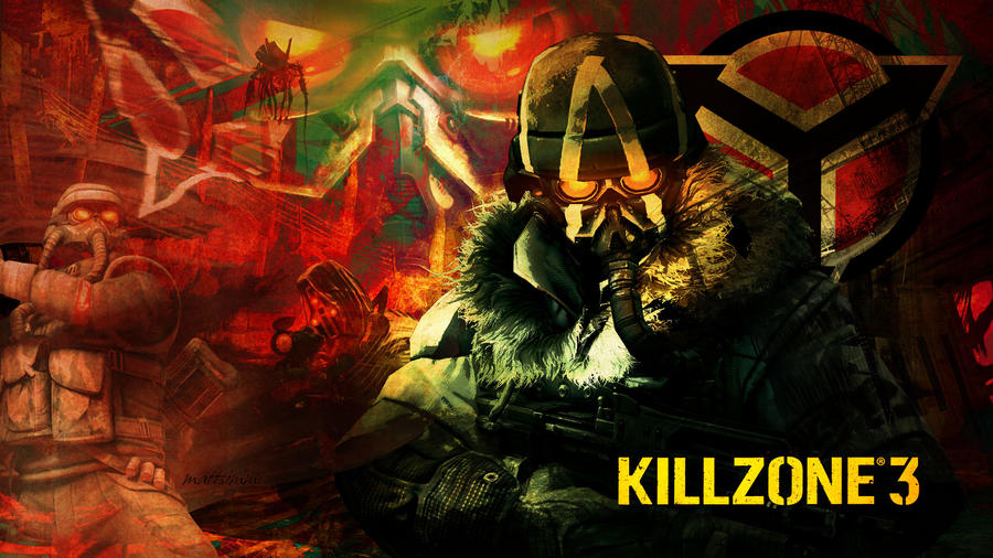 killzone wallpaper. killzone 3 wallpaper.