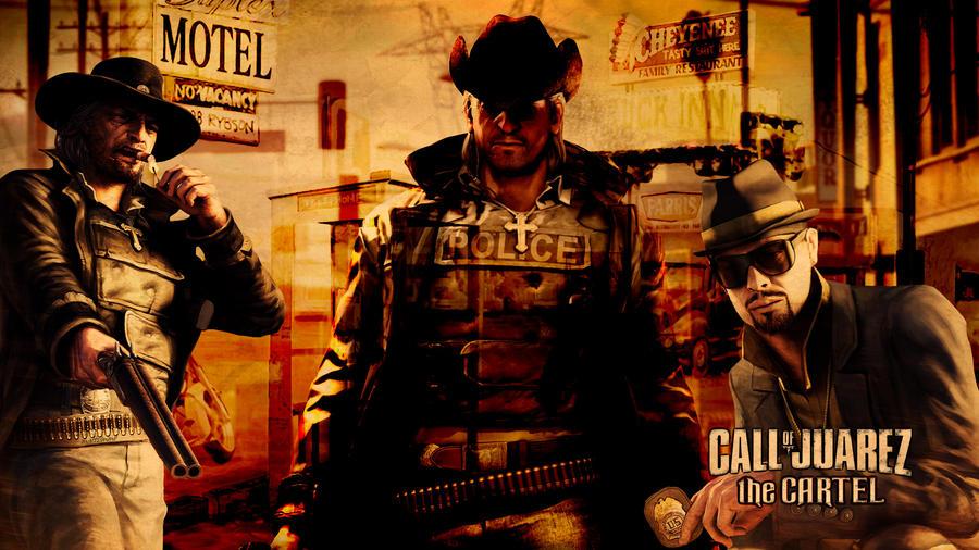 Call of juarez the cartel wall by mattsimmo on deviantart call of juarez the cartel wall by mattsimmo voltagebd Choice Image