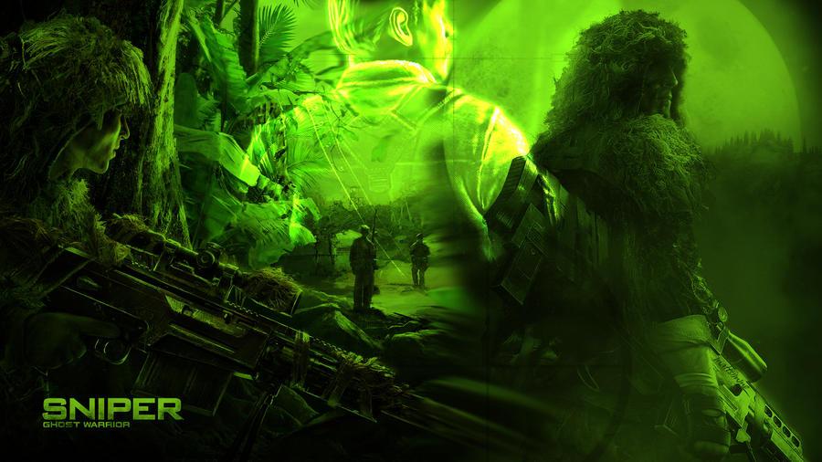 Sniper Ghost Warrior HD Wallpaper ,1080p Wallpaper Sniper Ghost Warrior