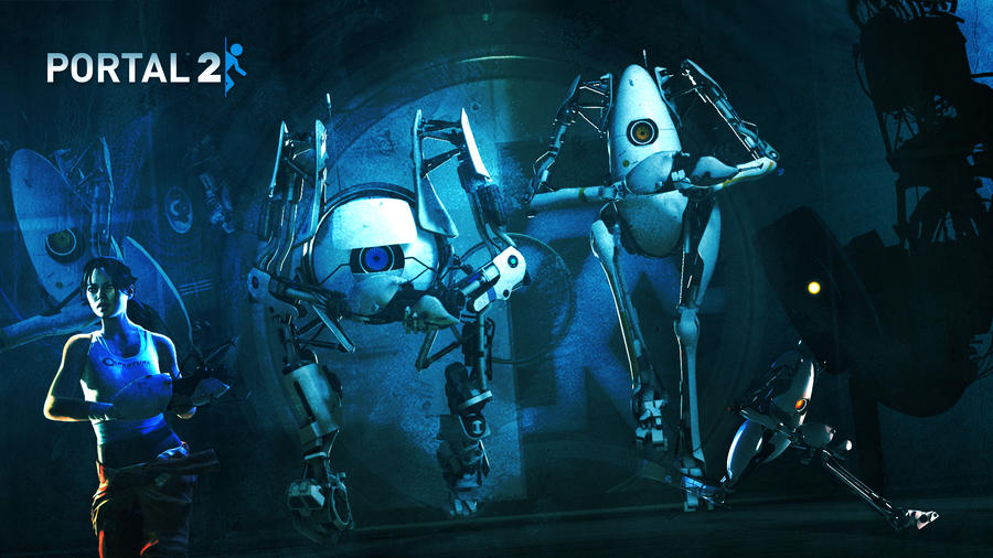 Portal 2 Wallpaper By Mattsimmo On Deviantart