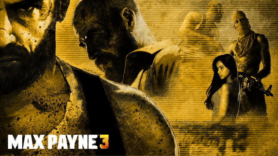 Max Payne 3 Wallpaper By Mattsimmo On Deviantart