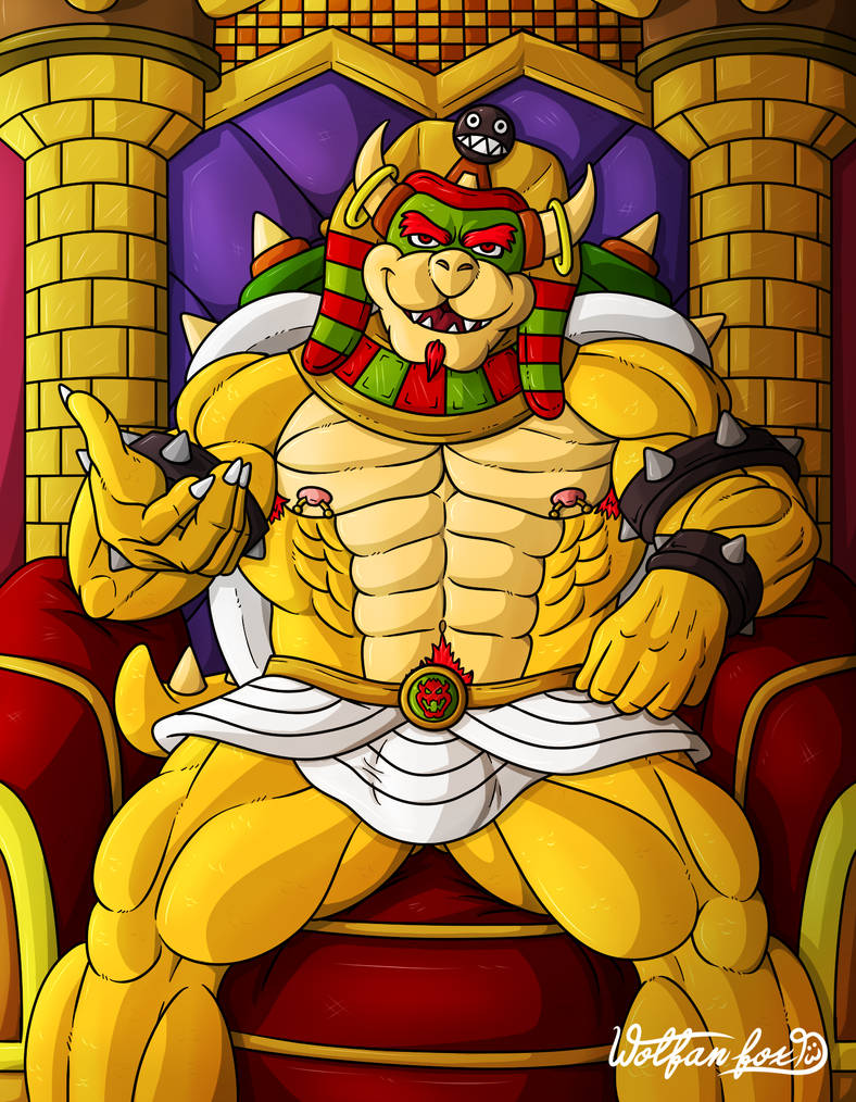Praise your King -Bowser Party-