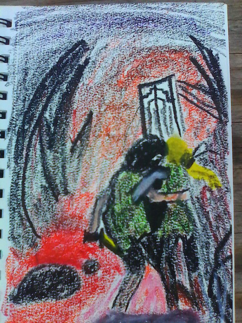 Percabeth in tartus by mysticfantsy