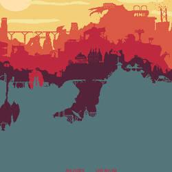 City by KristaNalon