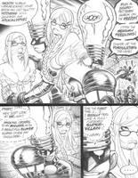 Bondage-riffic EMPOWERED page by AdamWarren