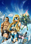 EMPOWERED one-shot cover art