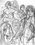 Rough for X-FACTOR variant cover