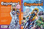 EMPOWERED vol.9 (out Aug.19!) front and back cover
