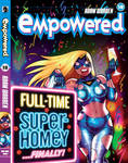 EMPOWERED vol.10 cover art